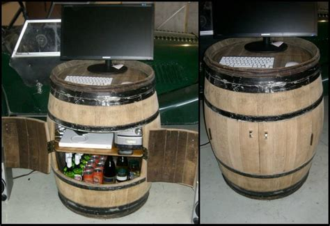 Diy Oak Barrels