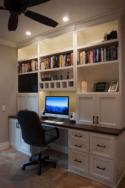 Diy Office Cabinets