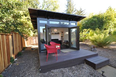 Diy Office Shed Plans