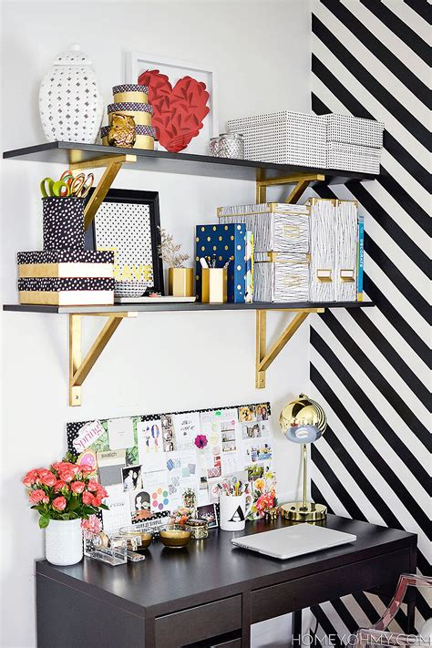 Diy Office Shelving Ideas