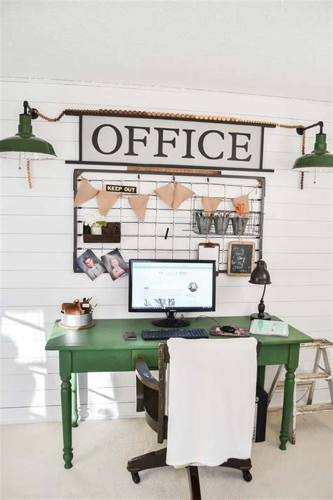 Diy Office Sign