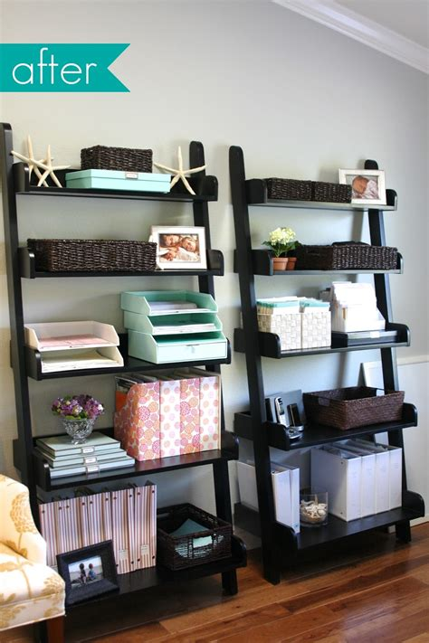 Diy Office Storage