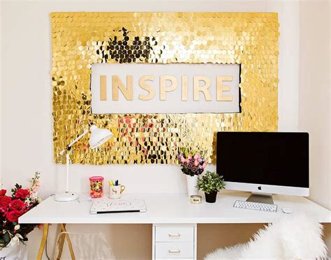 Diy Office Wall Art