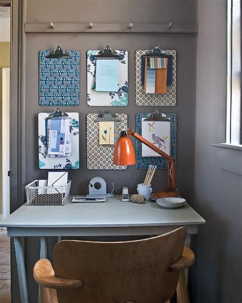 Diy Office Wall Organization