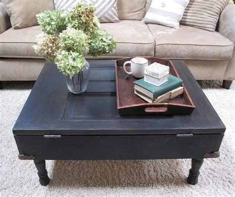 Diy Old Coffee Table