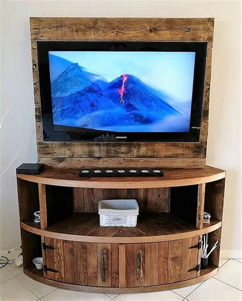 Diy Old Tv Stand