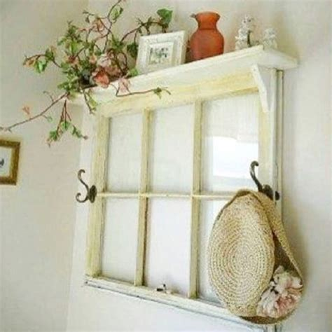 Diy Old Window Frame Ideas