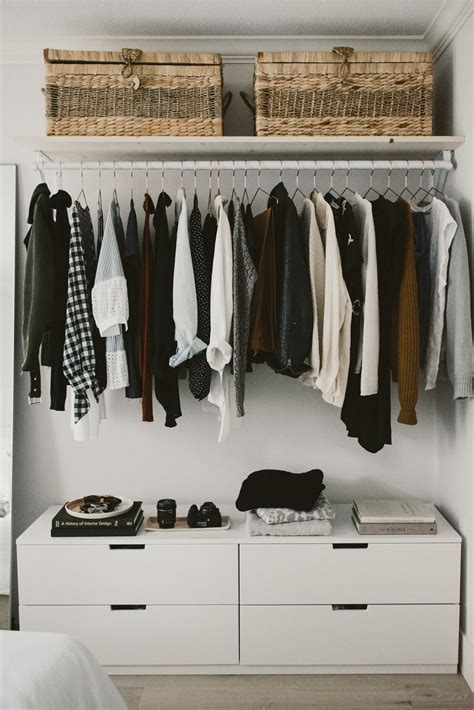 Diy Open Wardrobe Designs