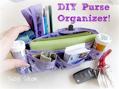 Diy Organizer Bag