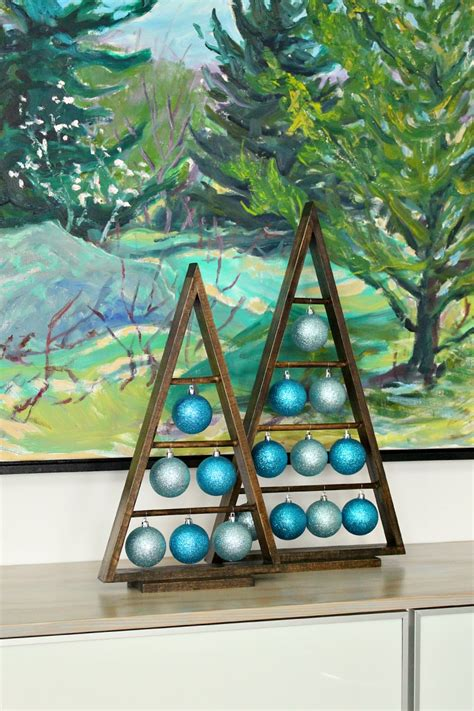 Diy Ornaments Wood Picture Stand