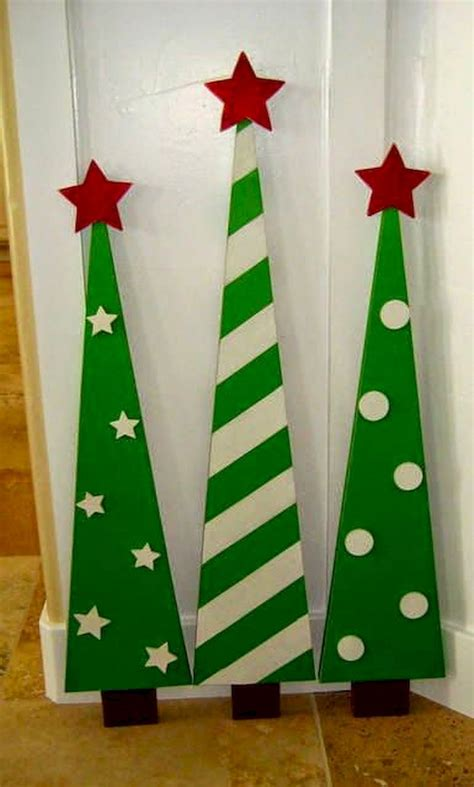 Diy Ousude Wood Decoration Ideas