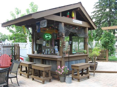 Diy Outdoor Bar Areas