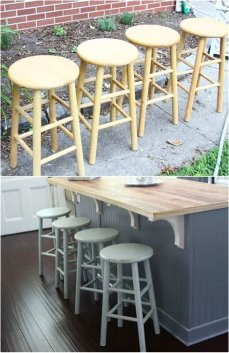 Diy Outdoor Bar Stool Instructables