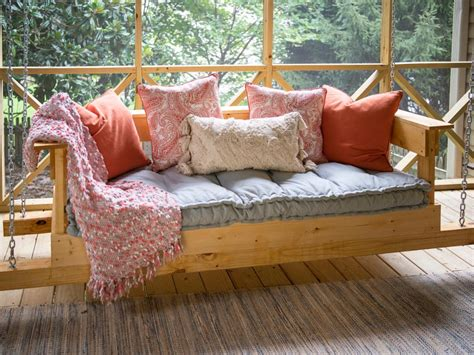 Diy Outdoor Bed Frame