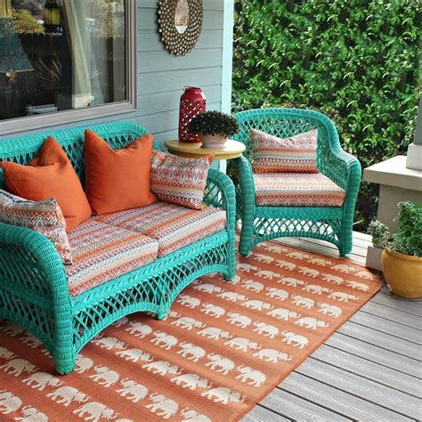 Diy Outdoor Bench Cushion No Sew