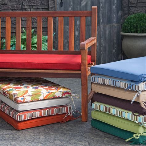 Diy Outdoor Bench Cushions