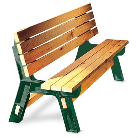 Diy Outdoor Bench Kit