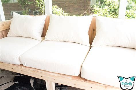 Diy Outdoor Cushions Cheap