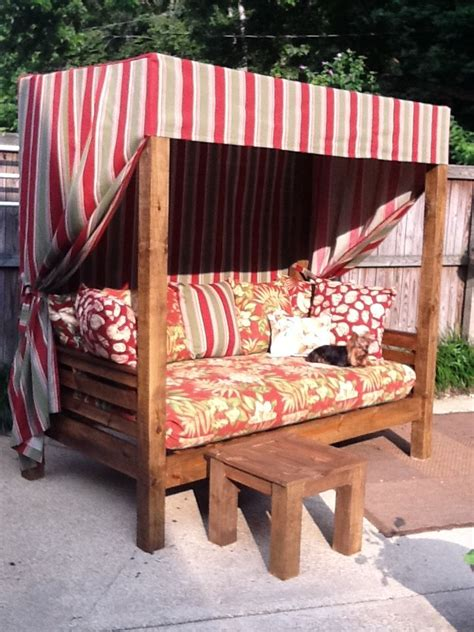 Diy Outdoor Daybeds