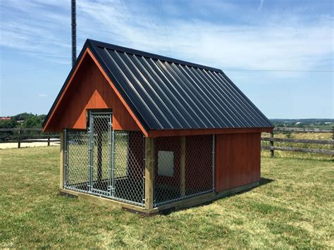 Diy Outdoor Dog Kennel