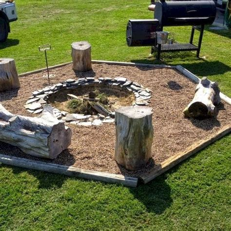 Diy Outdoor Fire Pit Plans