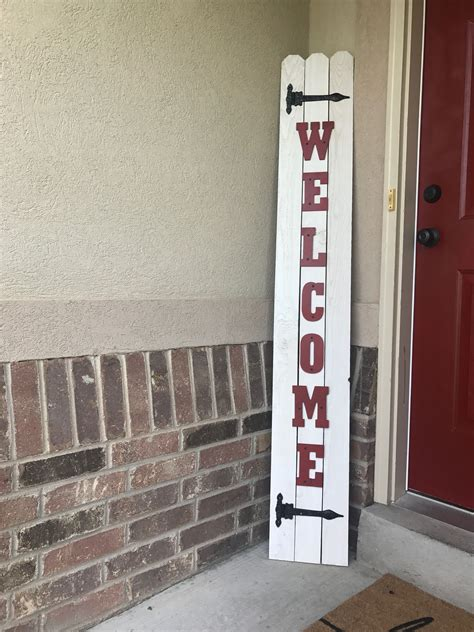 Diy Outdoor Frontlit Wood Sign