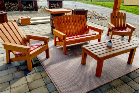 Diy Outdoor Furniture Seating