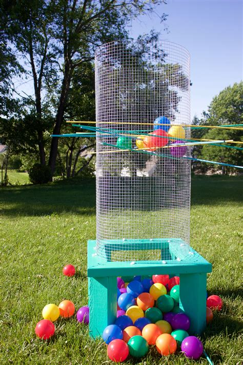 Diy Outdoor Games