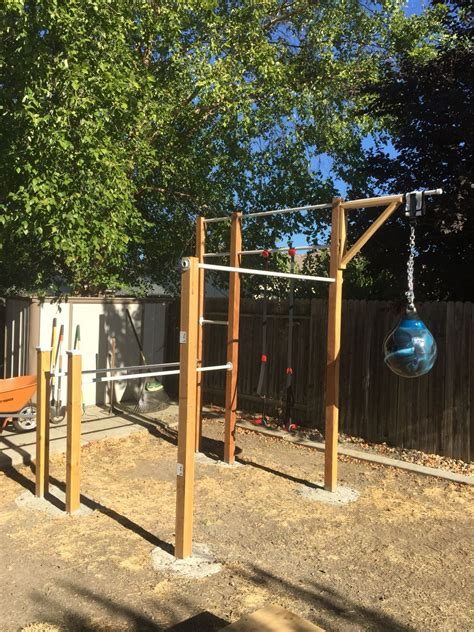 Diy Outdoor Gym