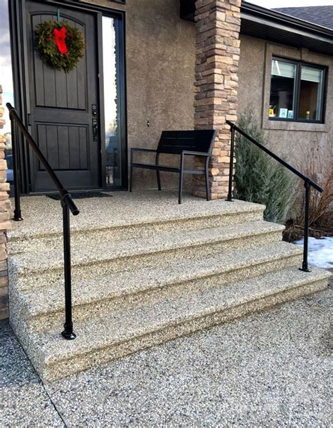 Diy Outdoor Handrail