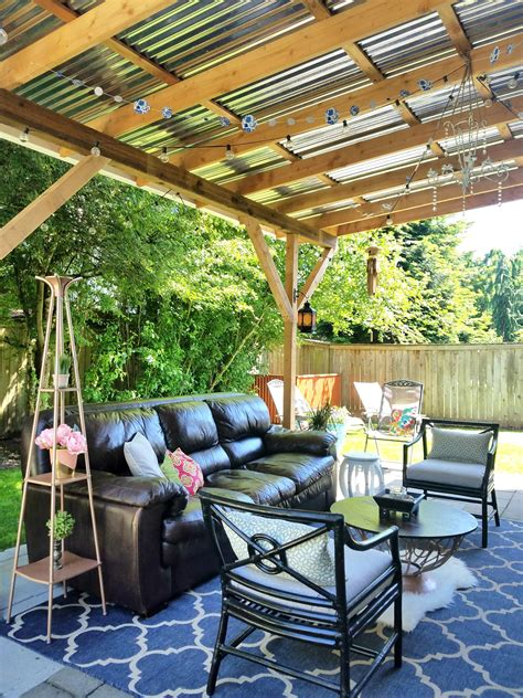 Diy Outdoor Living