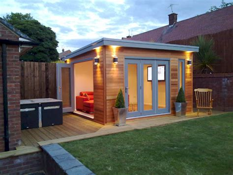 Diy Outdoor Office Shed