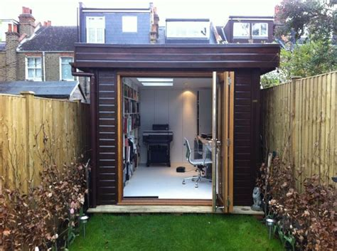 Diy Outdoor Office Space