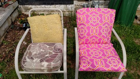 Diy Outdoor Patio Cushions Material