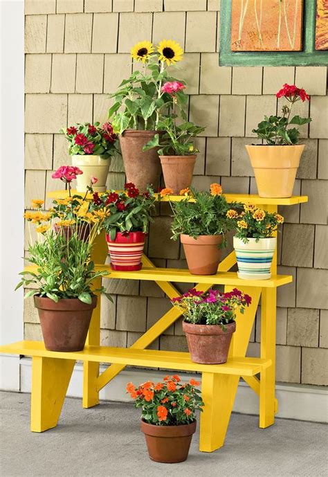 Diy Outdoor Plant Holders