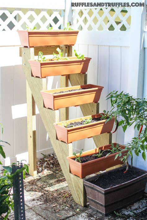 Diy Outdoor Planter Boxes