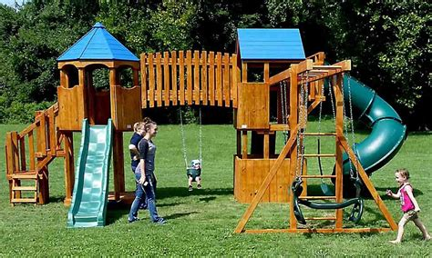 Diy Outdoor Playsets Cost