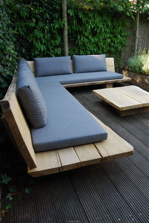 Diy Outdoor Site Sofa Site