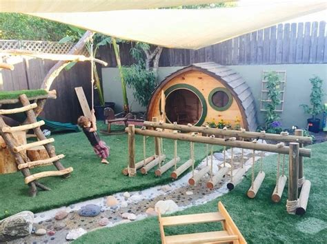 Diy Outdoor Spaces For Kids