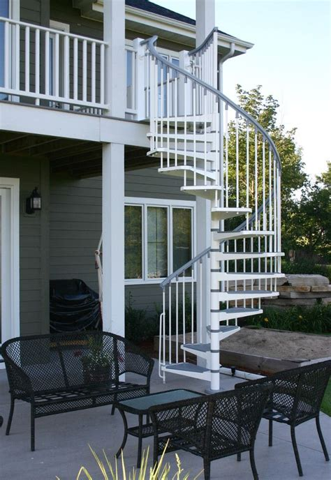 Diy Outdoor Spiral Staircase Kits