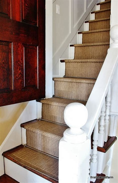 Diy Outdoor Stair Runner