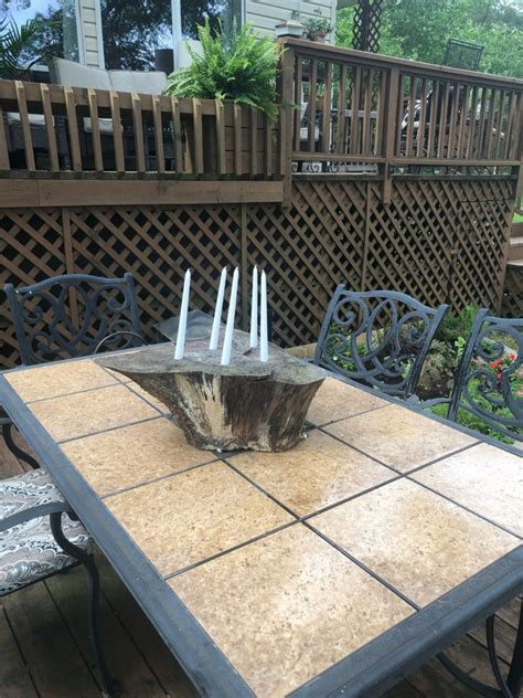 Diy Outdoor Table Remodeled