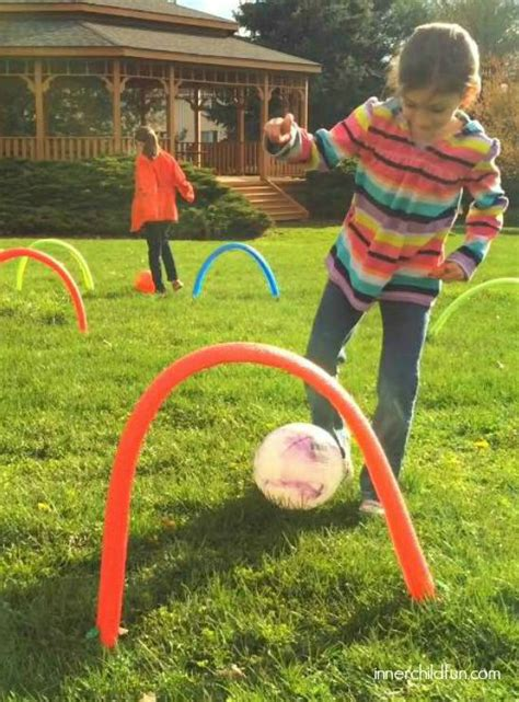 Diy Outdoor Toys Obstacle Course