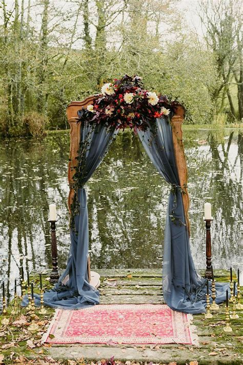 Diy Outdoor Wedding Backdrops