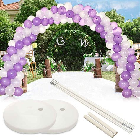 Diy Outdoor Wedding Balloon Arch