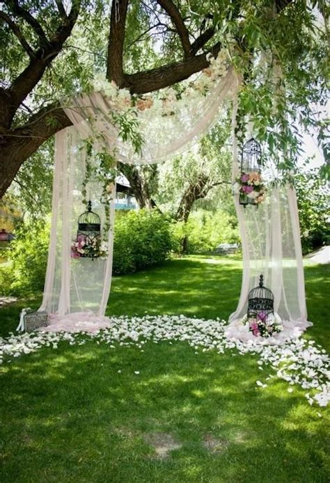 Diy Outdoor Wedding Decor Ideas