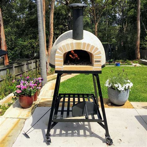 Diy Outdoor Wood Fired Oven Stands Walmart