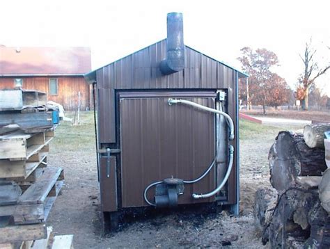 Diy Outdoor Wood Furnace Plans
