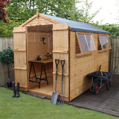 Diy Outdoor Wood Shed
