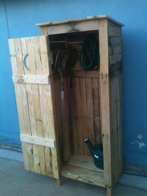 Diy Outhouse Storage Shed Plans